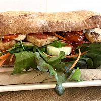 House sandwich (Tofu)