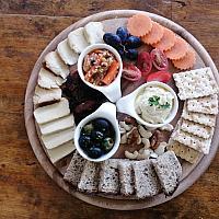 3 Friends Cheese Platter