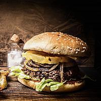 Raclette Karma Burger