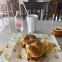 Roasted beef sandwich