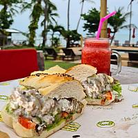 Ckicken mayo sandwich