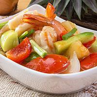 Stir Fried Sweet Vegetables