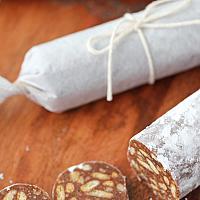 Crunchy Chocolate Roll