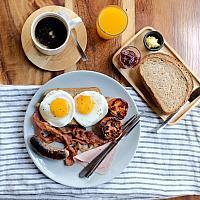 American Big Breakfast