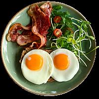 Eggs Bacon & Toast