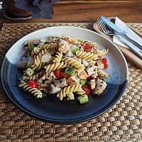 Pasta Salad w/ Grilled Chicken