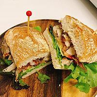 Sandwich Porchetta