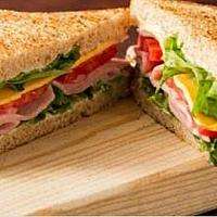 Classic Sandwich with Cheese