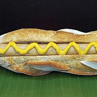 German hot dog