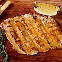 Breast Chicken  with French fries