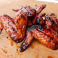 4 Chicken Wings