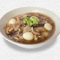 Fish Maw Soup / กระเพาะปลา