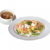Mee-Sua Noodle / ผัดหมี่ซั่ว