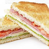 Ham and Cheese Sandwitch