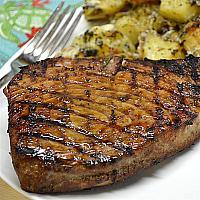 200g Tuna steak