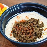 Hummus Beef