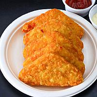 6 Hash Browns