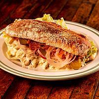 Moonkai Gourmet Hawaii Style Chicken Sandwich