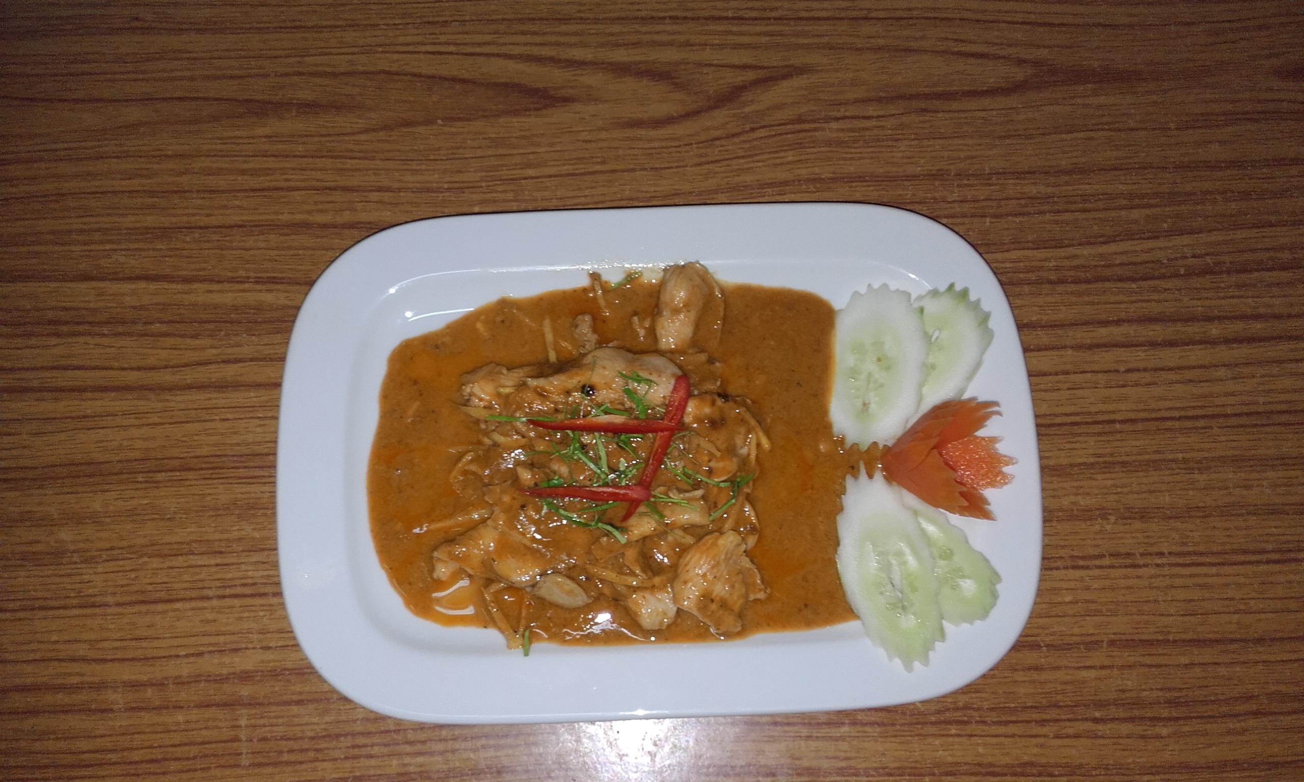 Phanang Curry