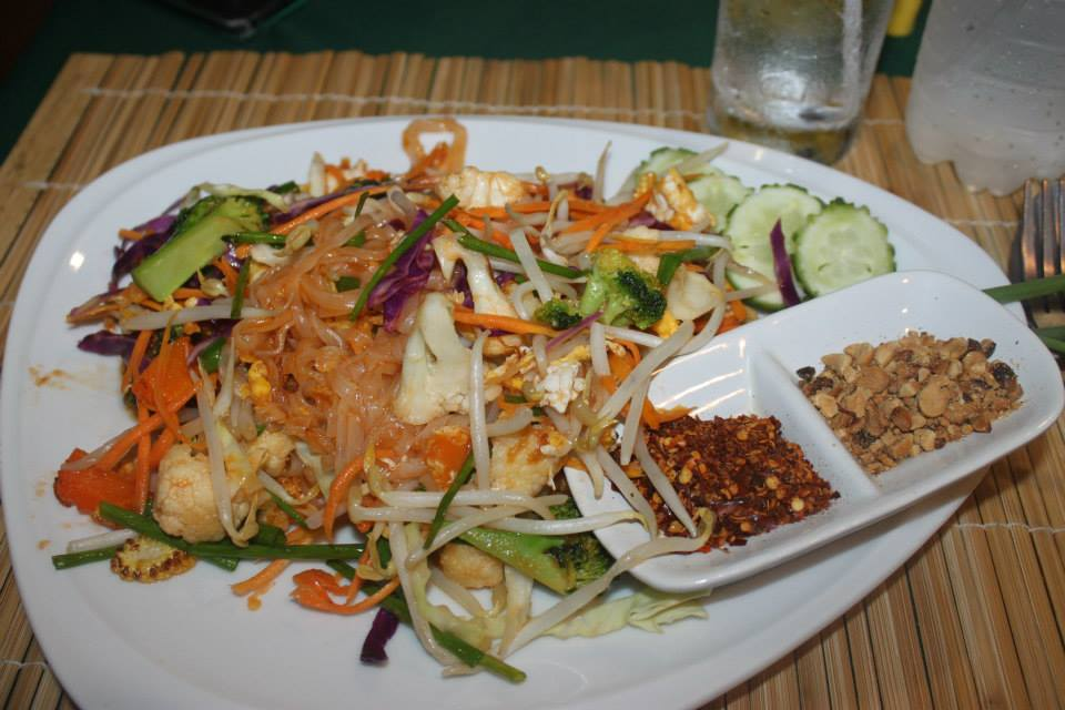 Phad Thai from the Sea