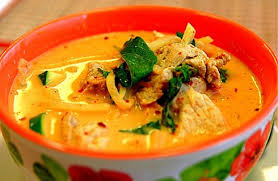 Red Curry from the Sea
