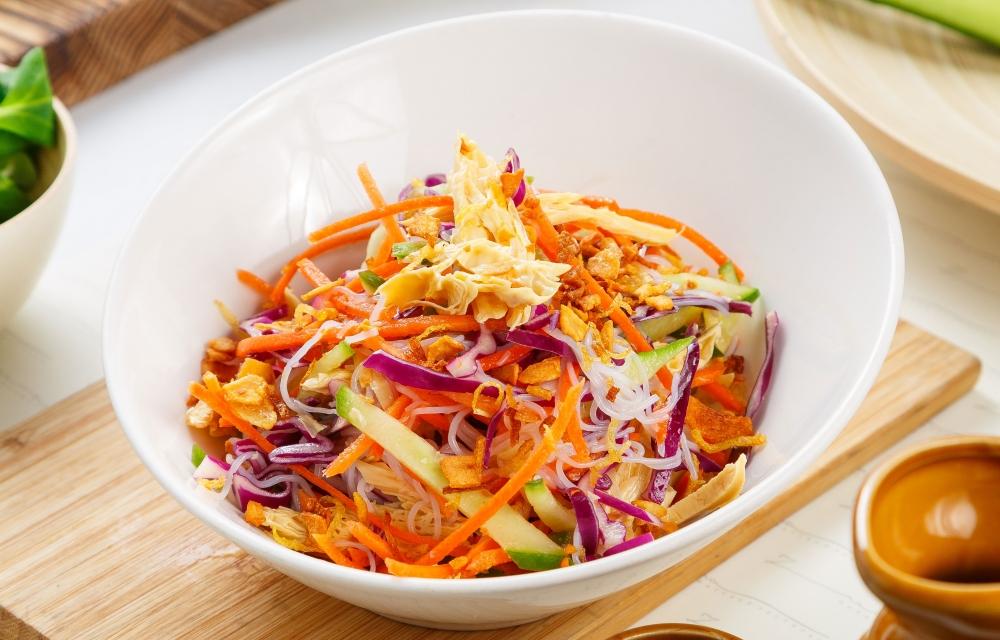 Салат харбин рецепт с фото