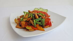 Stir Fried with Cashew Nuts