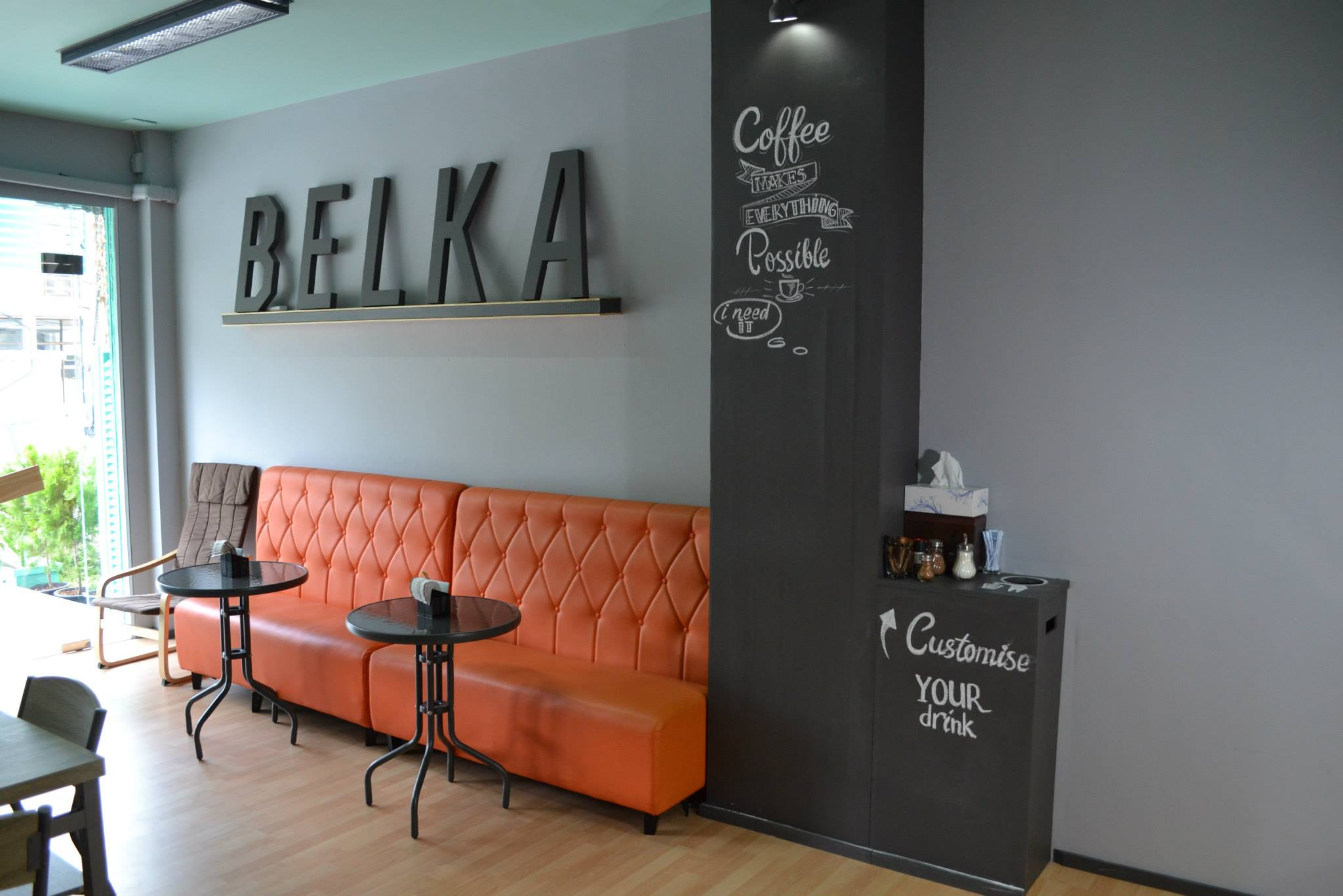 Belka Cafe - Koh Samui