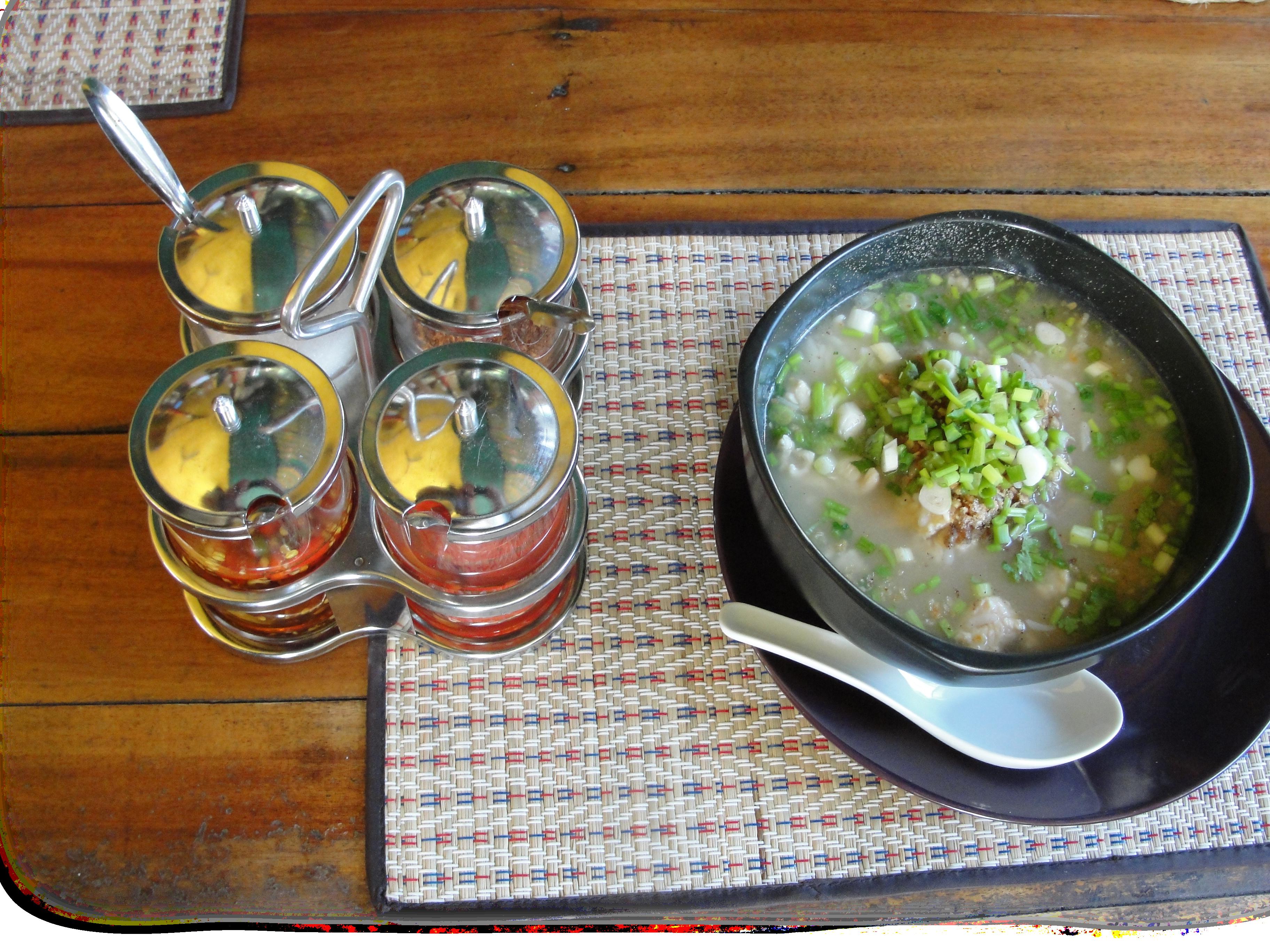 Guay Teow (Noodle Soup)