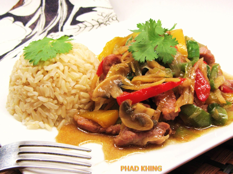 Phad Khing