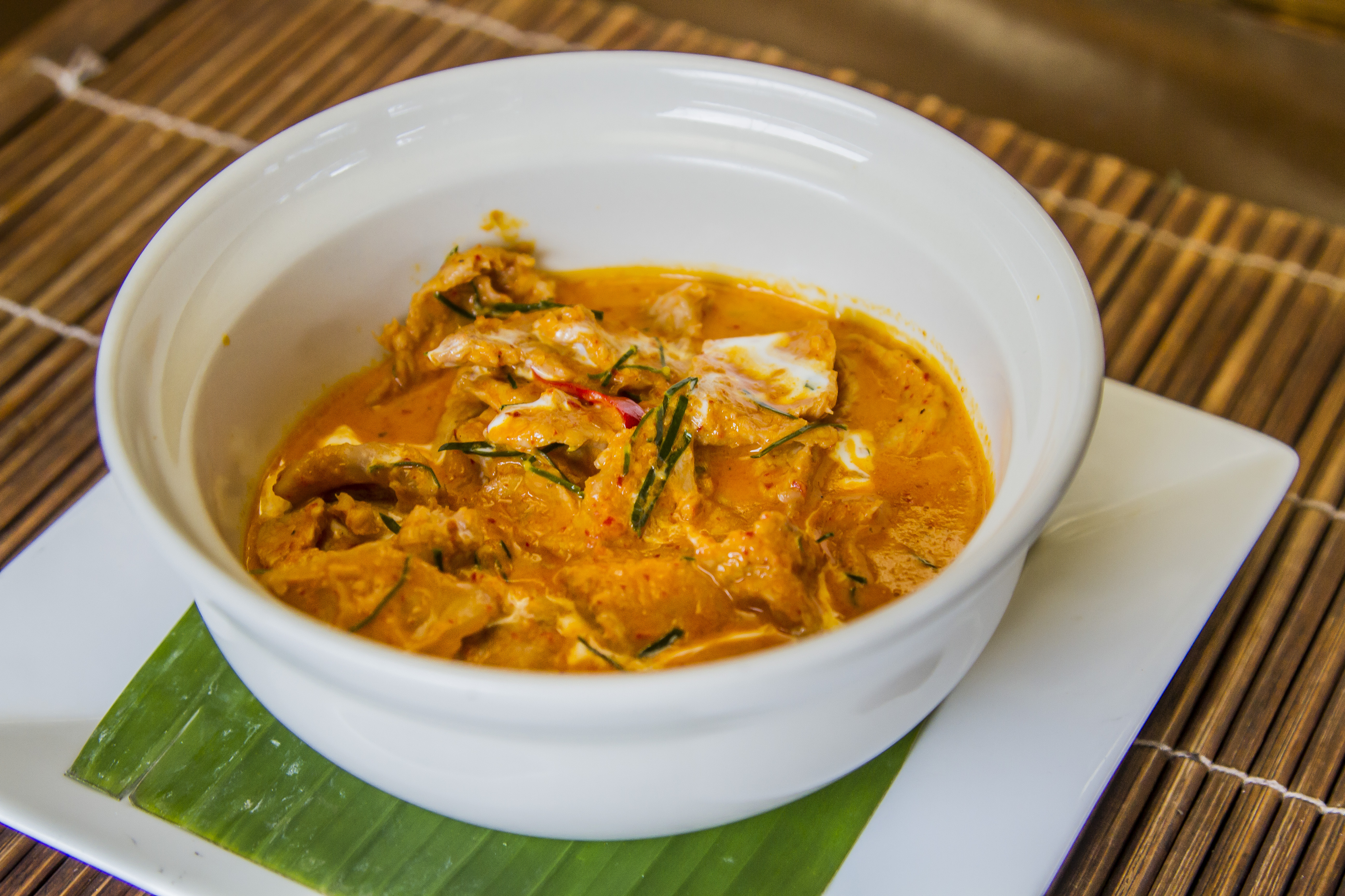 PENANG CURRY (CHICKEN/ BEEF/ PORK)