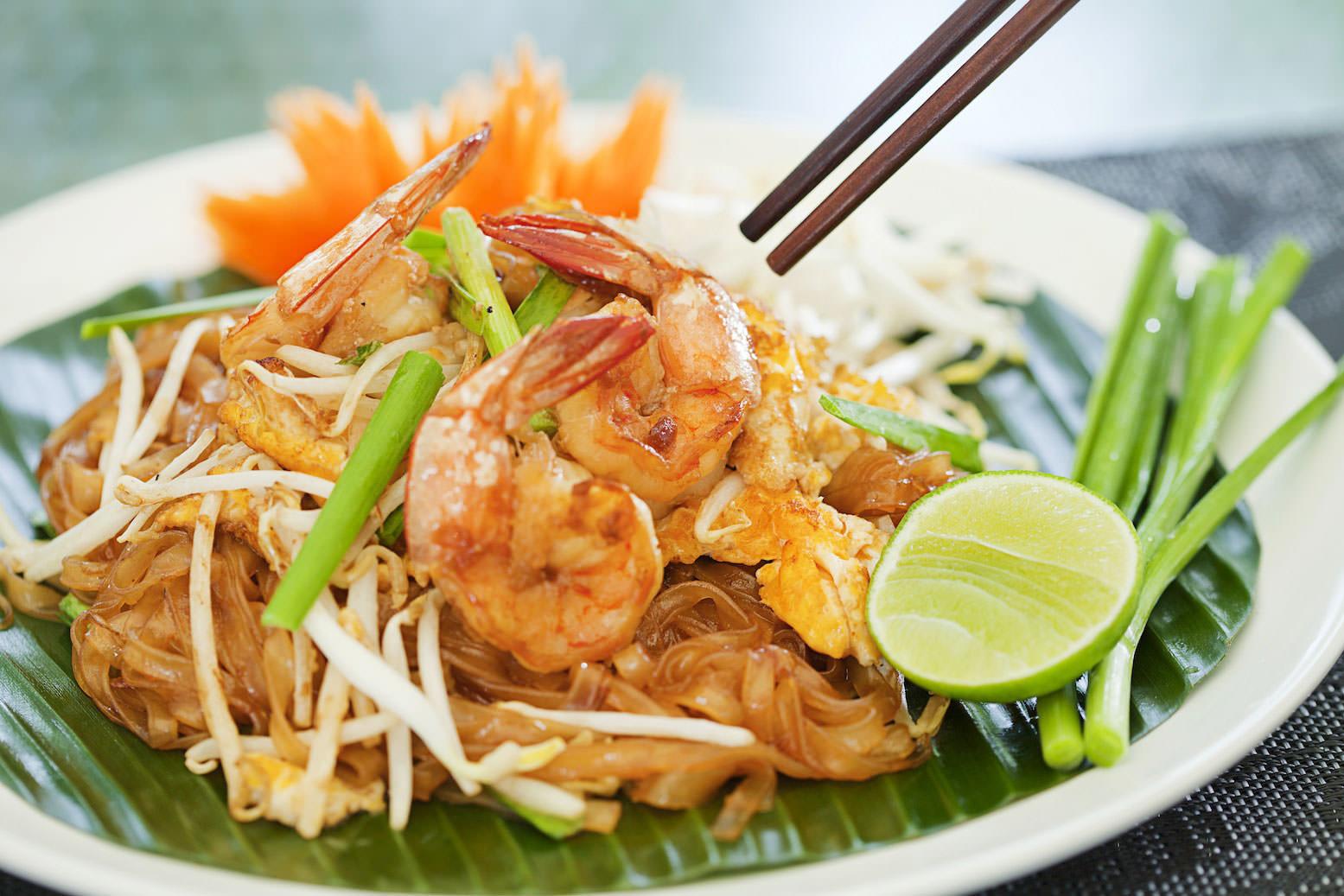PAD THAI (CHICKEN/ PORK/ PRAWN)