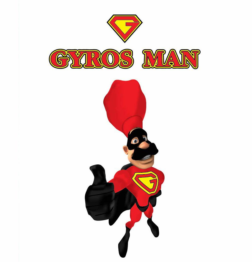 GYROS MAN