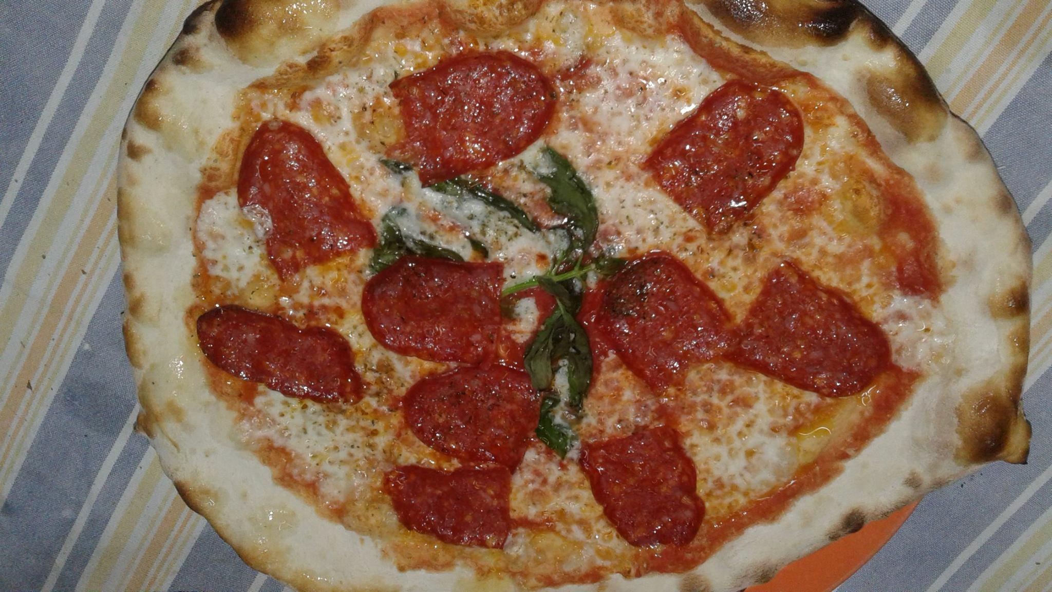 Salami Piccante - Italian style