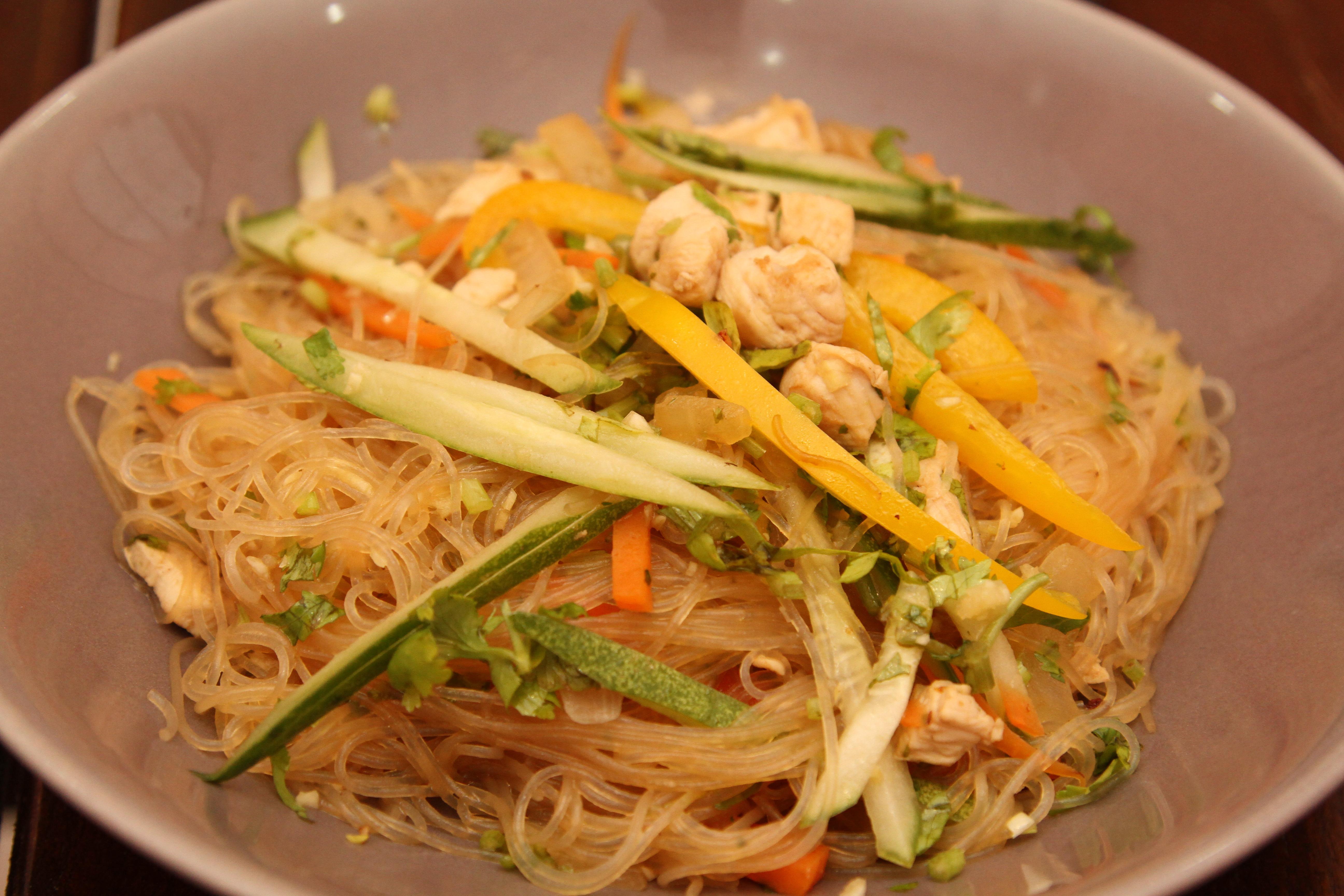 Glass Noodle Salad/ фунчоза
