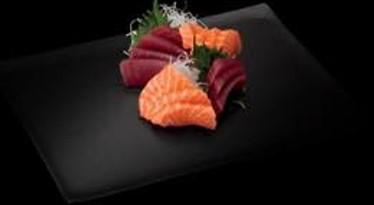 Sashimi salmon / tuna