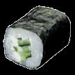 Maki cucumber