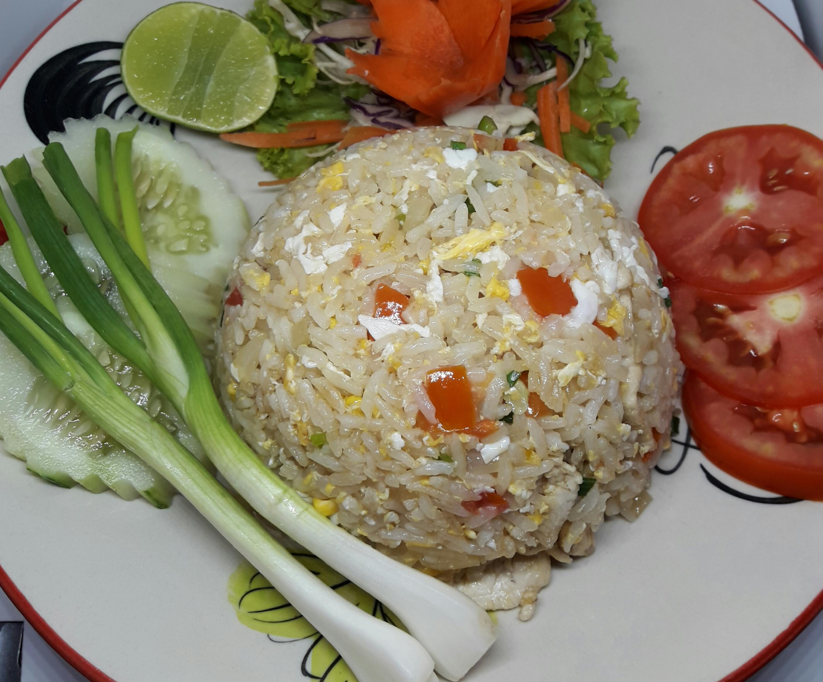 Fried rice Prawn