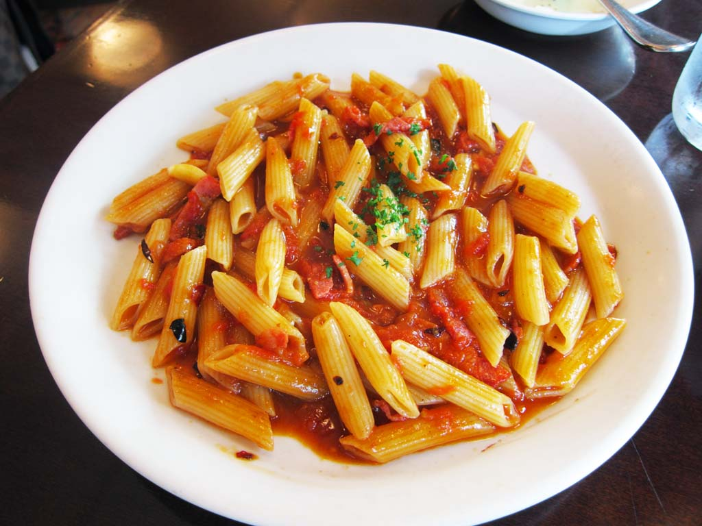 Hand rolled Penne