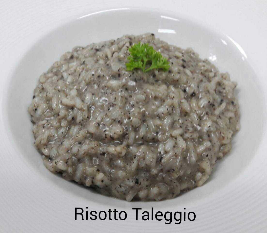 RISOTTO TALEGGIO TARTUFO (Code 33)