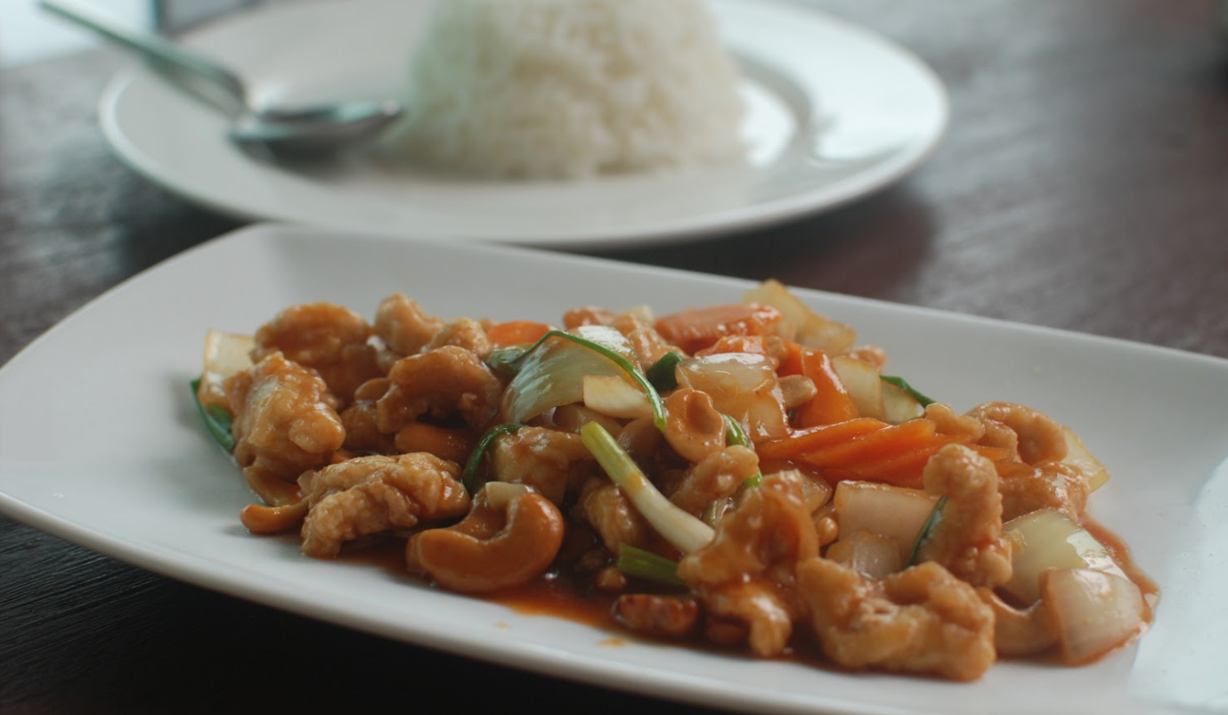 Stir Fried Cashewnuts - ผัดเม็ดมะมวงหิมพานต