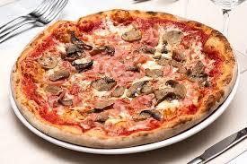 Pizza Cotto & Funghi