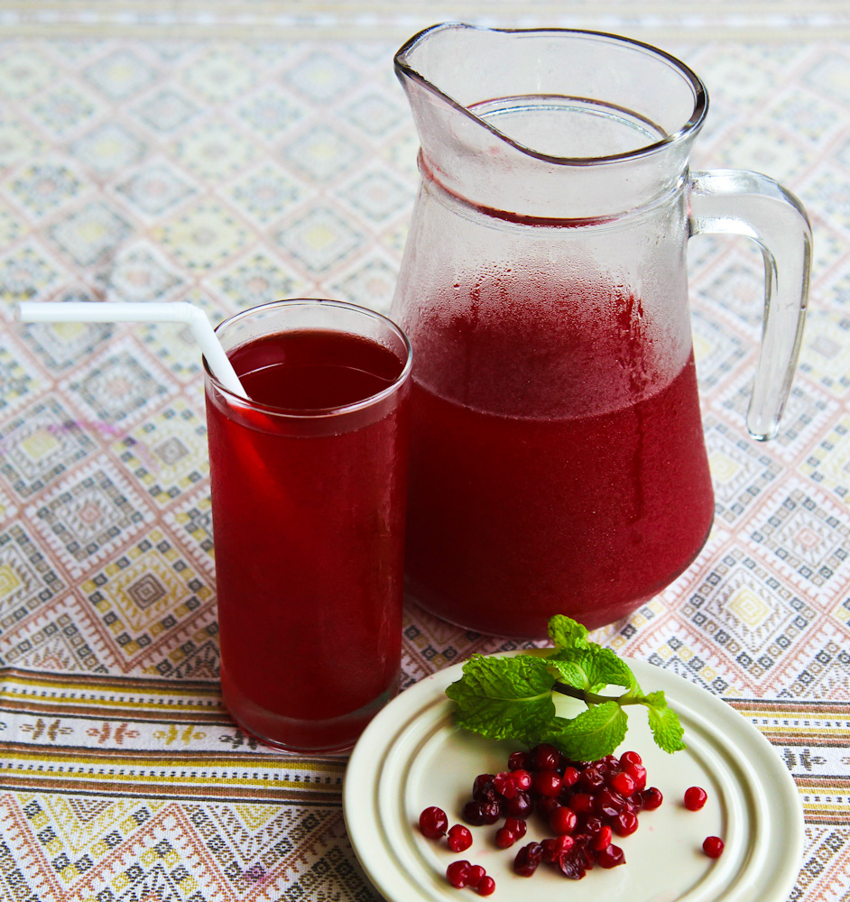 Cranberry drink 1 litre  (Mors)