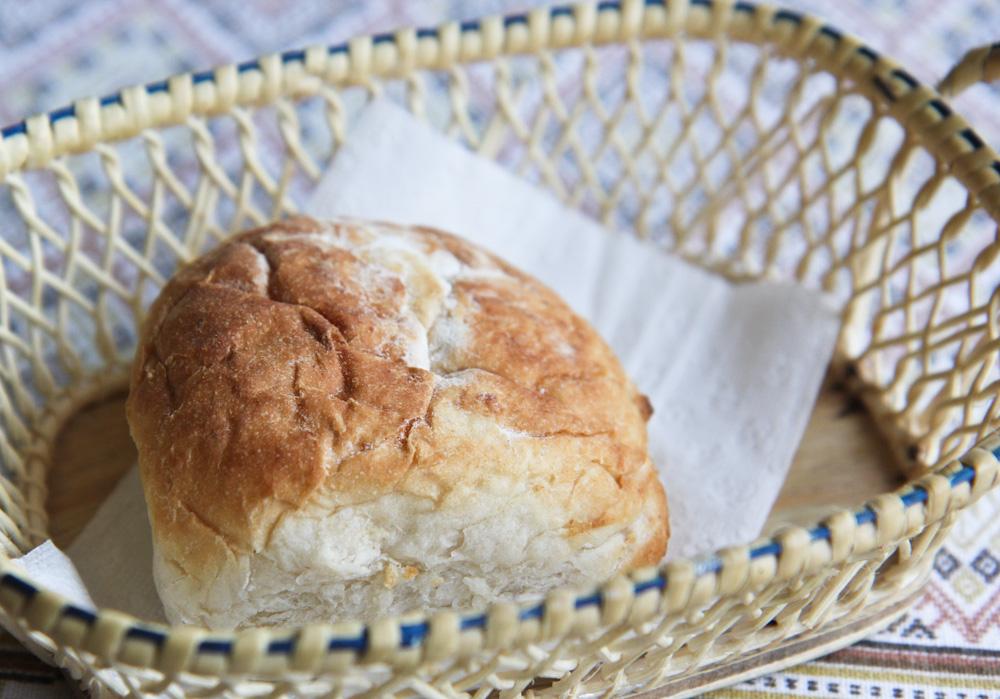 Wheaten Bread (Пампушка пшеничная)