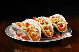 Hooters Original Buffalo Chicken Tacos