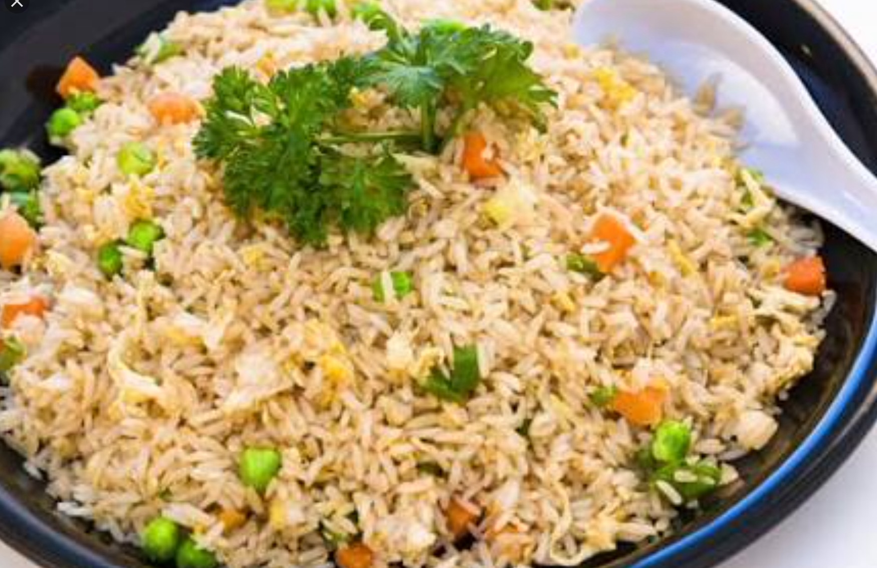 Fried rice w. Vegetables