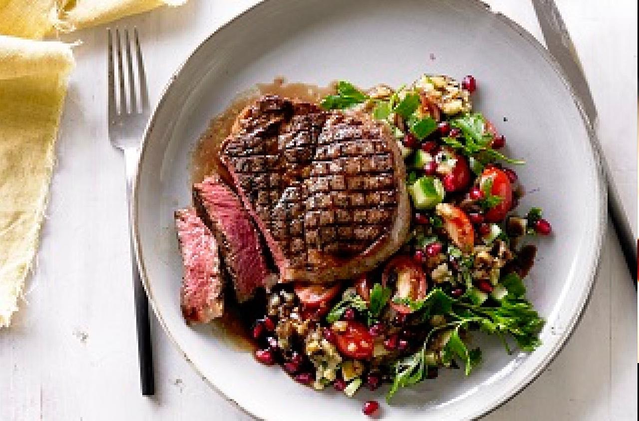 Australian beef filet
