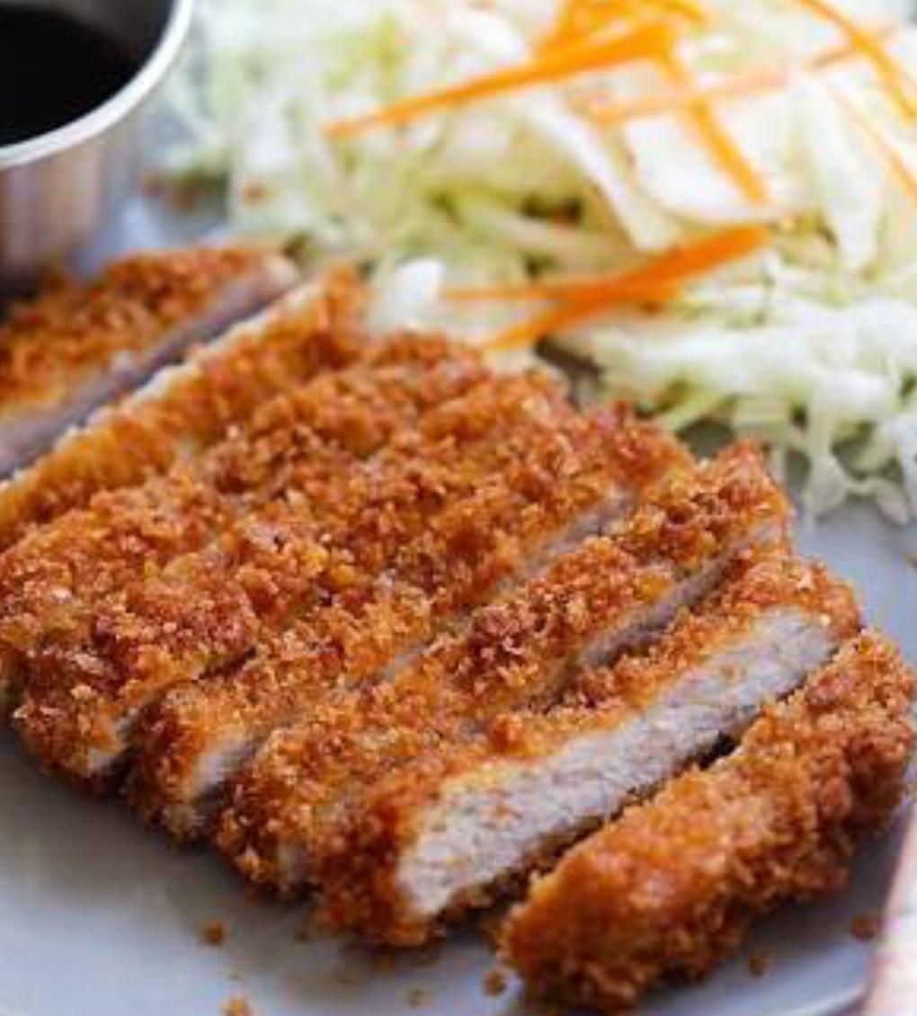 Pork Tonkatsu