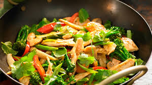 Stir Fried Vegetable with Tofu