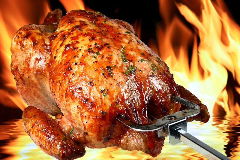Whole Roasted Chicken 1.5kg